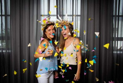 Frankly Social GIF Booth